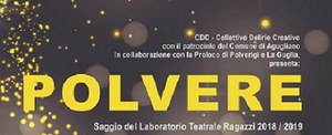 "CDC Collettivo Delirio Creativo ""Polvere"""
