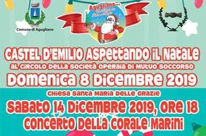 Castel D'Emilio aspettando il Natale