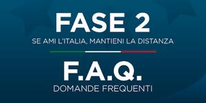 FASE 2 - FAQ del governo