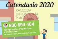 Porta a Porta 2020 - Al via la distribuzione dei materiali