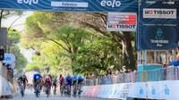 """Sabato 12 Settembre - Passaggio della corsa ciclistica """"Tirreno Adriatico"""""""